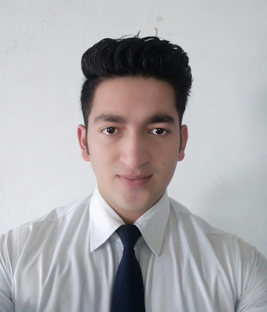 Sahil Jakta Batch 2016